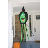 6' Witch Wind Sock