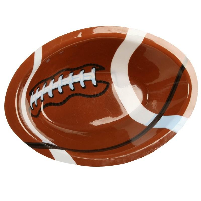 Football Shaped Plastic Bowl for the 2015 Costume season.