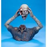 Latex Half Body With Head And Hanging Eyeball
