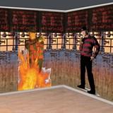 Nightmare On Elm Street Freddy Krueger Scene Kit
