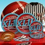 Super Bowl XLII Deluxe Party Kit (16 guests)