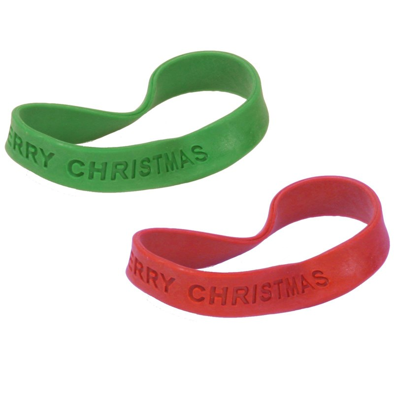 Christmas Bracelets Assorted (12 count) for the 2015 Costume season.