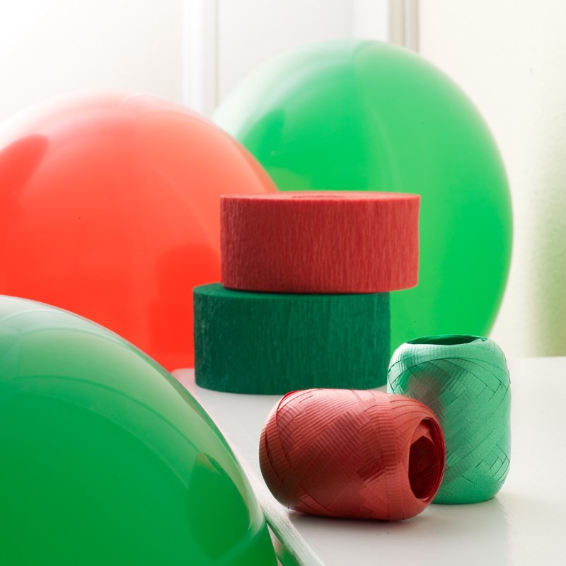 Red and Green Decorating Kit for the 2015 Costume season.