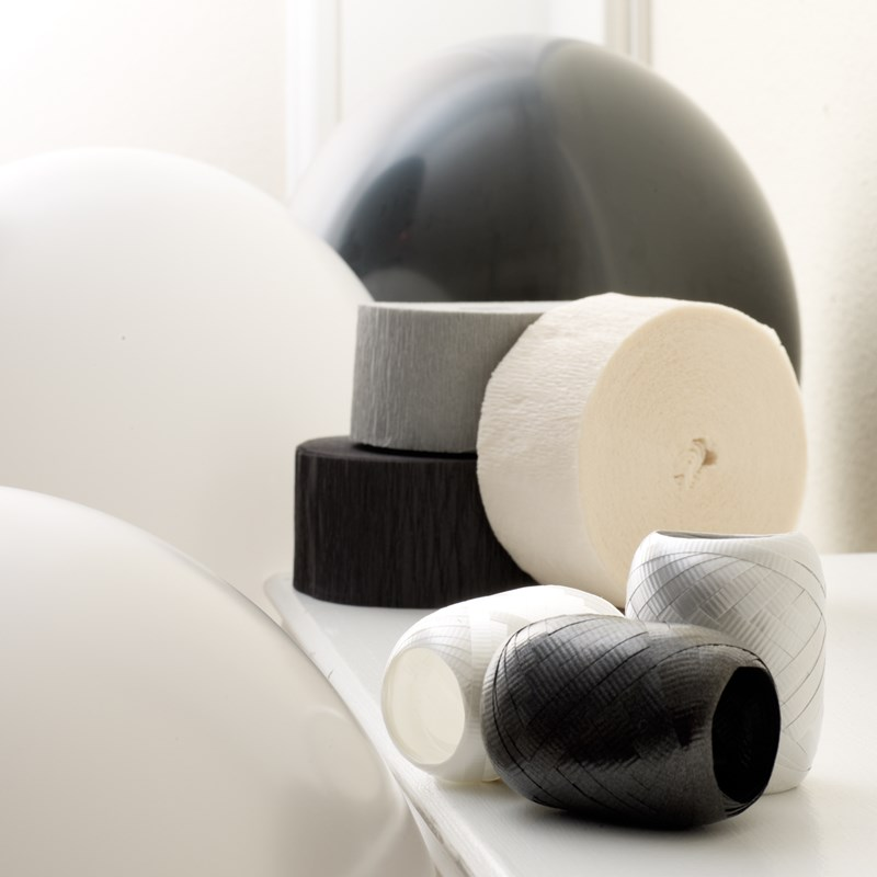 Silver, White and Black Decorating Kit for the 2015 Costume season.