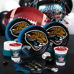 Jacksonville Jaguars Deluxe Party Kit