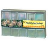 9' Holographic Square Light Set (10 lights)