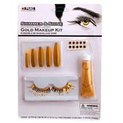 Shimmer & Shine Gold Makeup Kit