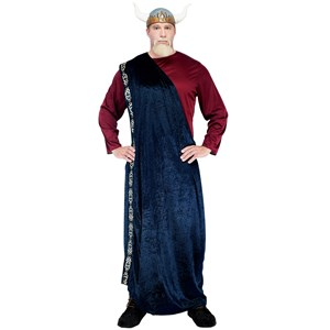 Viking King Adult Plus Costume