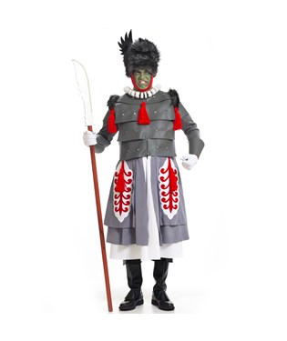 Wicked Witchs Guard Adult