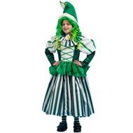 Deluxe Munchkin Woman Child Costume