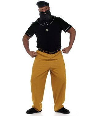 Roughneck Sailor Adult Costume