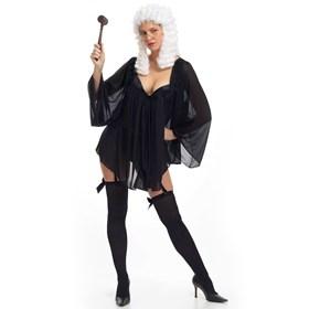 Sexy Judge Adult Costume