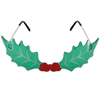 Rimless Holly Glasses