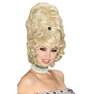 Beehive- Blonde Wig
