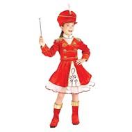 Drum Majorette Child Costume