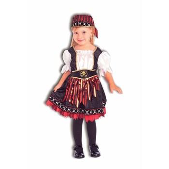 Lil' Pirate Cutie Child Costume