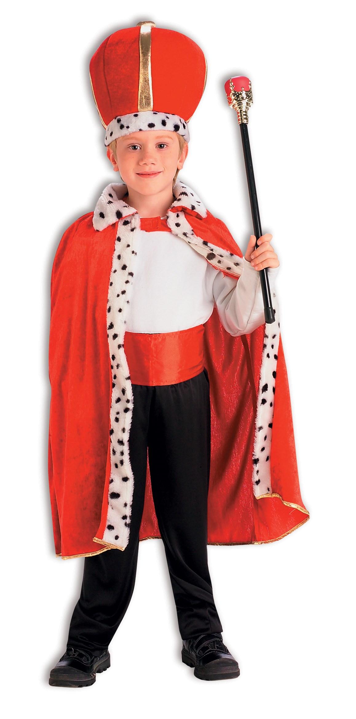 Image of King Child Costume Kit