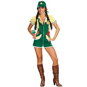 Garden Ho Sexy Adult Costume