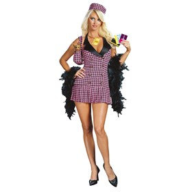 Shop-A-Holic Sexy Adult Costume