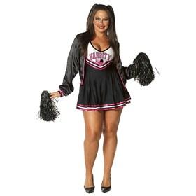 Varsity Cheerleader Sexy Plus Adult