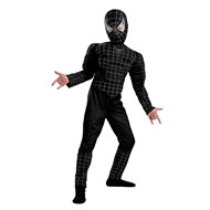Black-Suited Muscle-Chest Spider-Man 3 Child