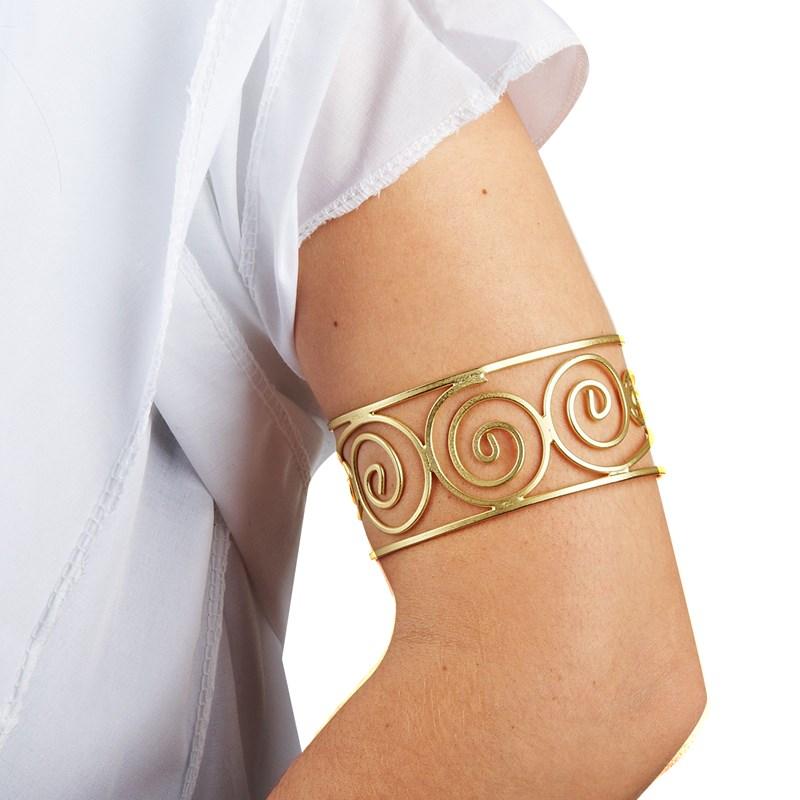 Grecian Arm Cuff for the 2015 Costume season.