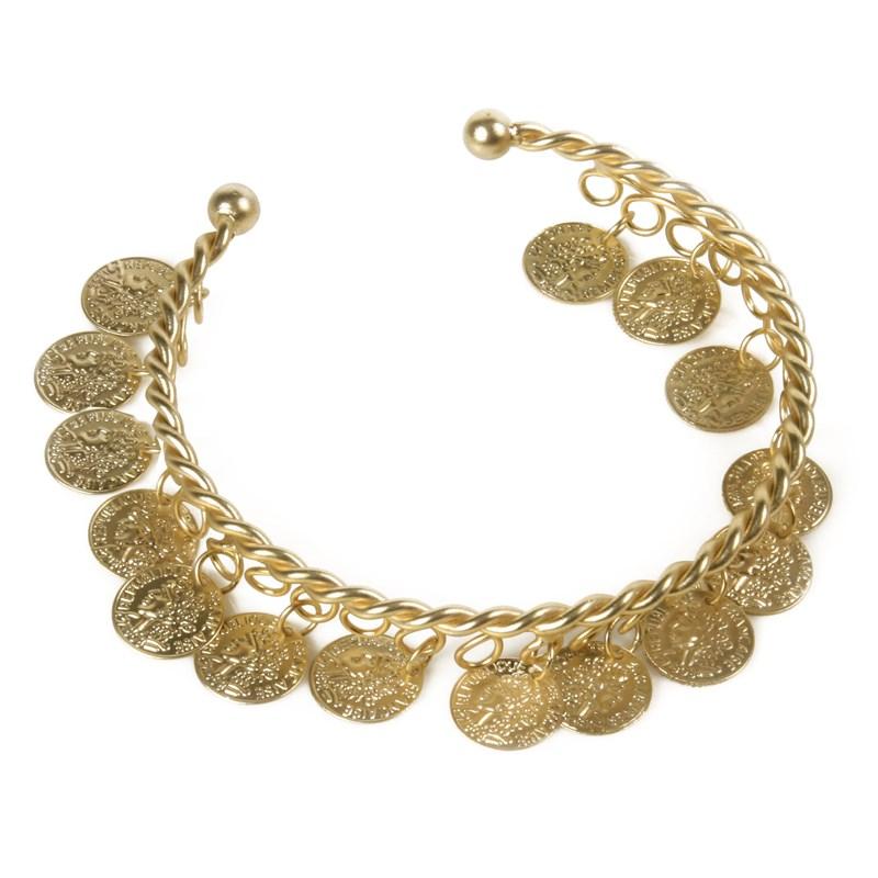 Grecian Coin Bracelet for the 2015 Costume season.