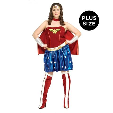Wonder Woman Adult Plus