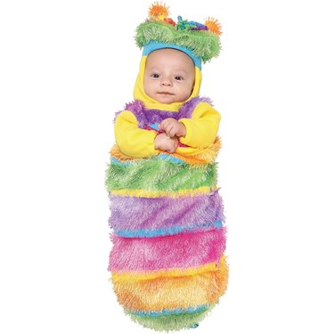 Wiggle Worm Infant Costume