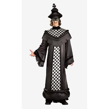 Одежда шахматного ферзя - Clotes chess