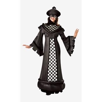 Одежда шахматной королевы - Clotes chess