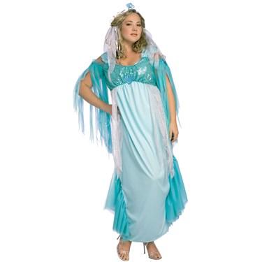 Queen of the Sea Plus Adult Costume
