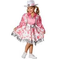 Western Diva Child Costume