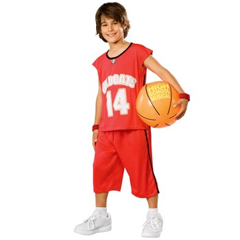 High School Musical Troy Championship Game- Child