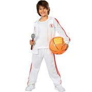 High School Musical Troy Warm-Up Jersey Set- Child