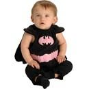 Batgirl Bib Newborn
