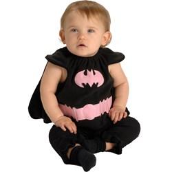 Batgirl Bib Newborn Costume