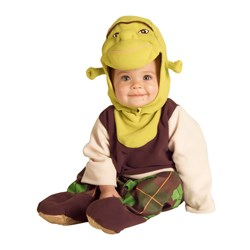 Baby Shrek Romper Infant / Toddler Costume