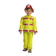 Fire Captain Blaze Toddler Costume