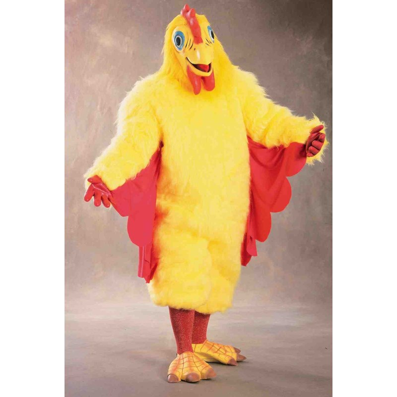 Comical Chicken Adult Costume for the 2015 Costume season.