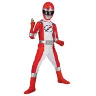 Power Rangers Operation Overdrive Red Ranger Complete Child