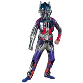 Transformers Optimus Prime Deluxe Child Costume