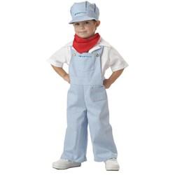Amtrak Train Engineer Toddler Costume