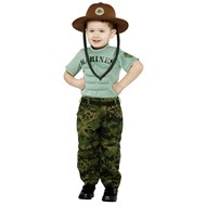 Marines Uniform Toddler Costume