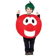 Veggie Tales Bob The Tomato Child Costume