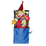 Jack-in-the-Box Bunting Infant