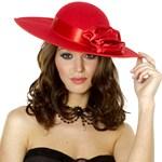 Ladies Hat - Red