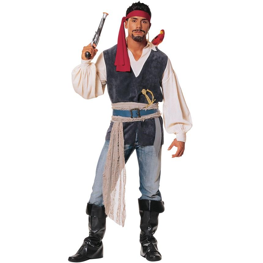 Костюм пирата мужской своими руками 29