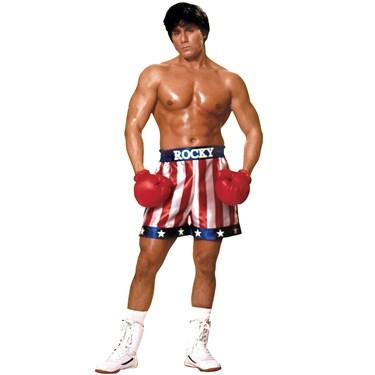Rocky IV Rocky Adult Costume
