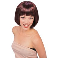 Mod Girl Wig - Natural Red